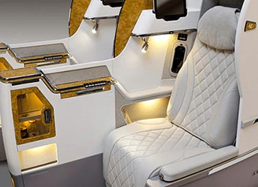 پرواز به emirates-business-class
