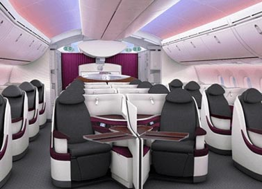 پرواز به qatar-airways-business-class